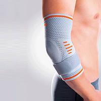 Бандаж для локтя спортивный Orliman Sport с силиконовыми подушечками OS 6230 Orliman, Испания