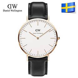 Мужские наручные часы В стиле Daniel Wellington