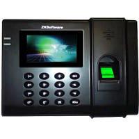 Биометрическая система учета рабочего времени по отпечатку пальца  ZkSoftware T4-C