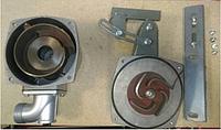 Помпа для мотоблока  (водянка, диаметр патрубка 50mm)