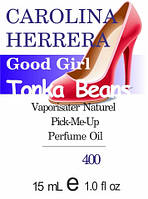 Парфюмерное масло на разлив парфюмерный композит версия Good Girl Carolina Herrera для женщин