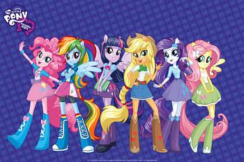Куклы девушки эквестрии My Little Pony