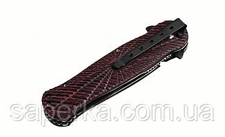 Нож складной туристический с клипсой Grand Way E-40, фото 2