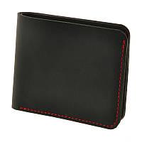 Мужское портмоне черного цвета