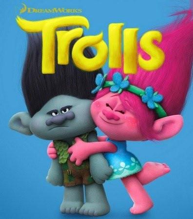 Игрушки Тролли (Trolls)