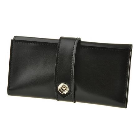 Класичне чорне портмоне