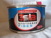 Шпатлевка 3SILA стекловолокно Fiber 1,7кг
