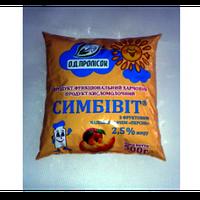 Симбивит 2,5% персик 0,5л плёнка