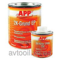 Грунт эпоксидный АРР 2K-Grund EP 021201 1л+ отв. 2K-Harter EP 0,2л