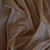 """Ткань текстильная Сетка """"французская"""" - однотонная 08"""