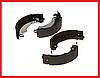 Тормозные колодки задние (180x42) QSP Dacia Logan, Lada Largus, Renault Sansero, Clio 2, Symbol 1/2, Twingo