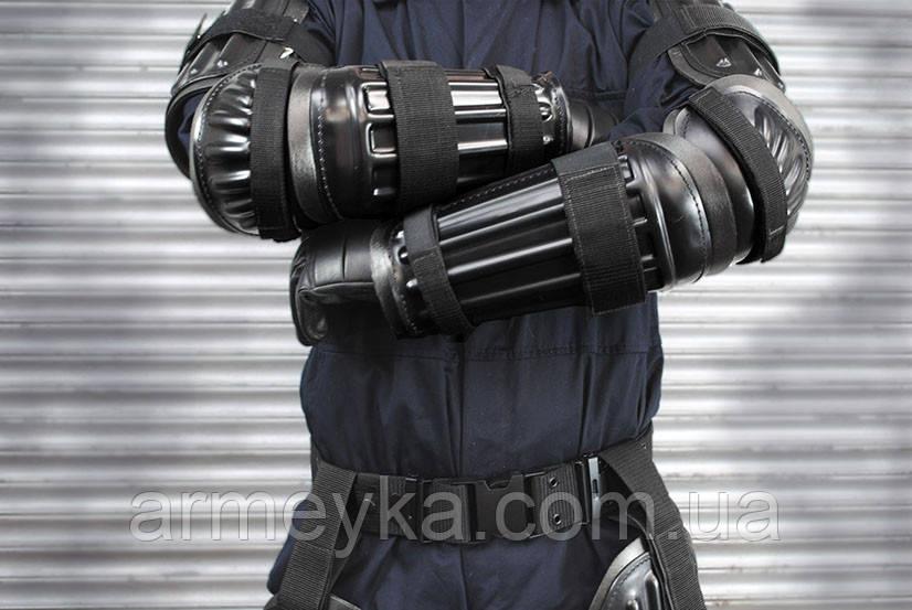 Баллистическая защита TECHPEACE Forearm and Elbow Protector (локоть+предплечье). Великобритания, оригинал.