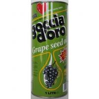Масло виногадной косточки Госсиа доро Goccia doro 1 л. Италия