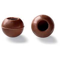 Шоколадные капсулы для конфет (молочный шоколад), 21 шт