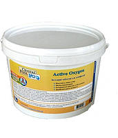 Химия для бассейна Активный кислород Crystal Pool Active Oxygen 3 кг