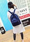 Большой вельветовый рюкзак с брелком., фото 9