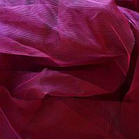 """Ткань текстильная Сетка """"французская"""" - однотонная 15"""