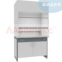 Шкаф вытяжной лабораторный ШВЛ-02, Украина