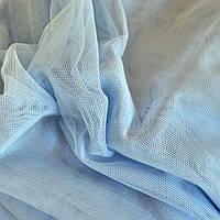 """Ткань текстильная Сетка """"французская"""" - однотонная 17"""