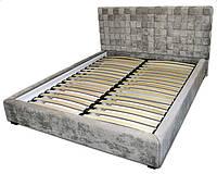 Кровать подиум Квадро вкладной каркас на буковых ламелях с подъемным механизмом   1200х2000 мм