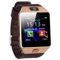 Smart Watch Smartix DZ09 Gold