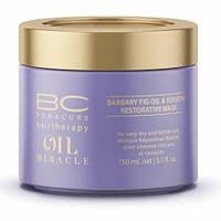 BC OIL Miracle Barbary Відновлююча Маска з олією опунції інжирної та кератином 150 мл