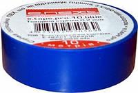 Изолента e.tape.stand.20.blue, синяя (20м) (арт. s022015)