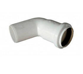Колено для внутренней канализации, д. 32х30