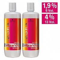 Лосьон проявитель Igora Vibrance 1,9 %; 4 %