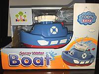 Игрушка для ванной Катер SL87002