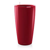 Умный вазон  Rondo 40 красный глянец