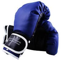 Боксерские перчатки Total Sport 12 унций, фото 1