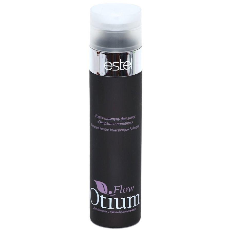 Эстель Шампунь энергия и питание для длинных волос Estel Otium Flow