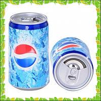 Колонка-плеер в виде банки Pepsi Пепси
