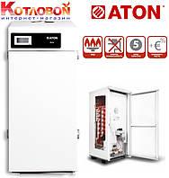 Напольные дымоходные газовые ATON Atmo