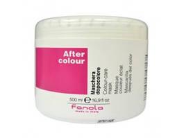 Маска для окрашенных волос - Fanola 500 мл