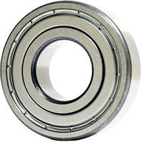 Подшипник 25 X 62 X 17 MM шестеренчатой передачи главного привода (вала) механической (ручной) КПП & EASYTRONIC F10 F13 F15 F17 /FAG/ GM 0708471
