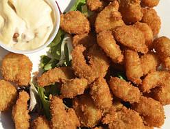 Фритюр і темпура – дві сторони однієї страви