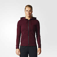 Женская толстовка Adidas ESS LIN FZ HD(Артикул: S97075)
