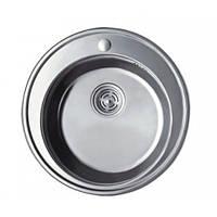 Кухонная мойка из нержавеющей стали НВ510 декор