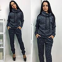 Женский утепленный костюм / букле / Украина, фото 1