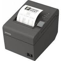 Принтер чеков EPSON TM-T20II Ethernet