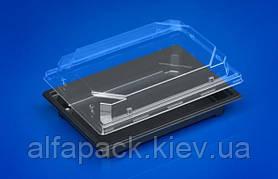 Упаковка для суши ПР-С-19 К+Д, 182*127*50