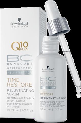 Сыворотка для возрождения зрелых волос Q10 - 30ml