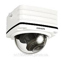 Наружная купольная IP-камера Qihan QH-NV331-P, 1,3Mpix