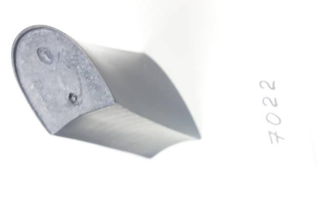 Каблук женский пластиковый 7022 h-7,0 см., фото 2
