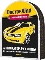 DW8650 Аппликатор рукавица для нанесения очищающих и защитных полиролей (размер 17 x 20 x 3 см)