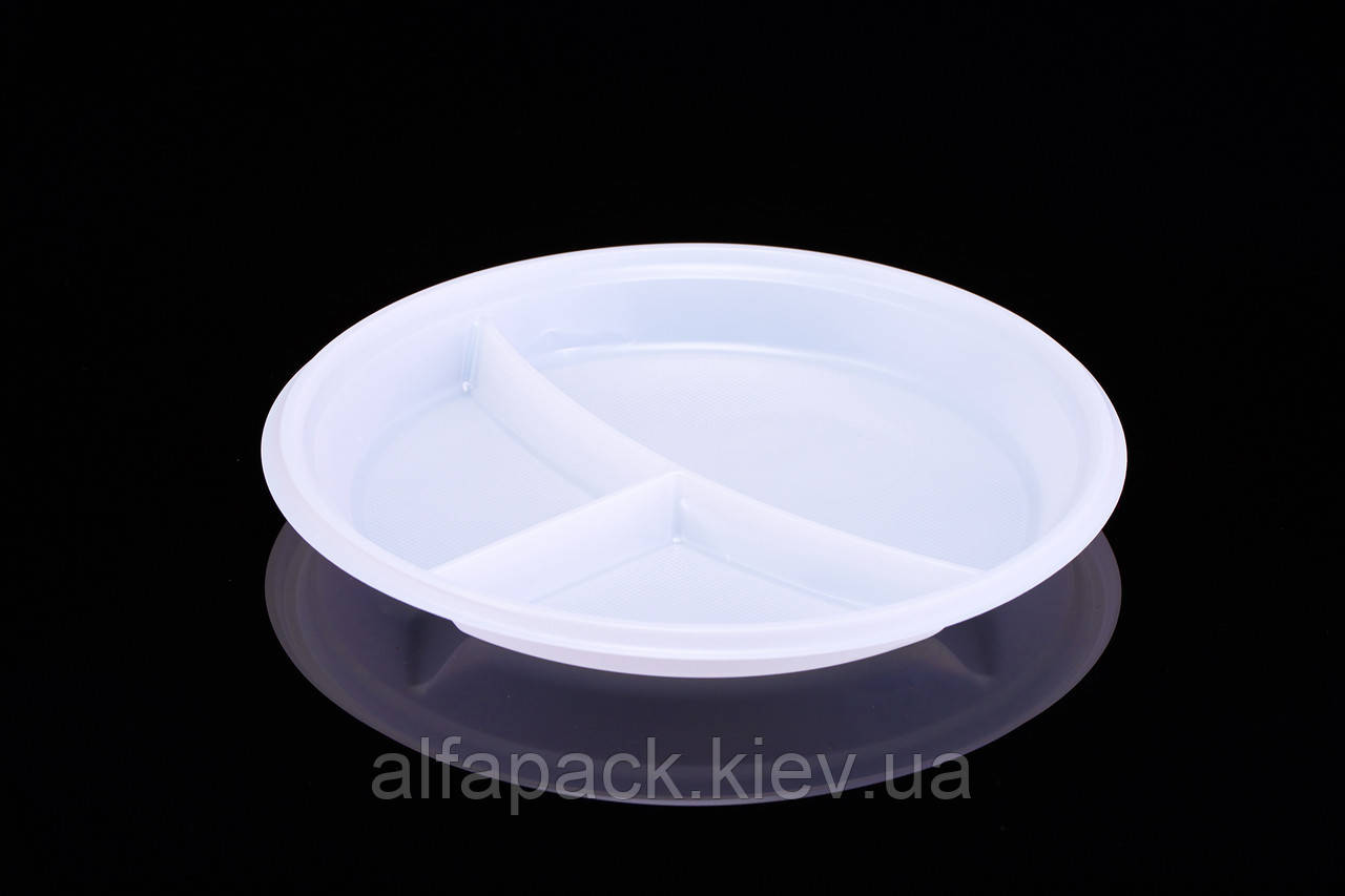 Тарелка 220 мм (секционная)