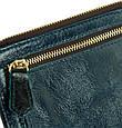 Гаманець-картхолдер з натуральної шкіри Traum 7201-32, синій, фото 3