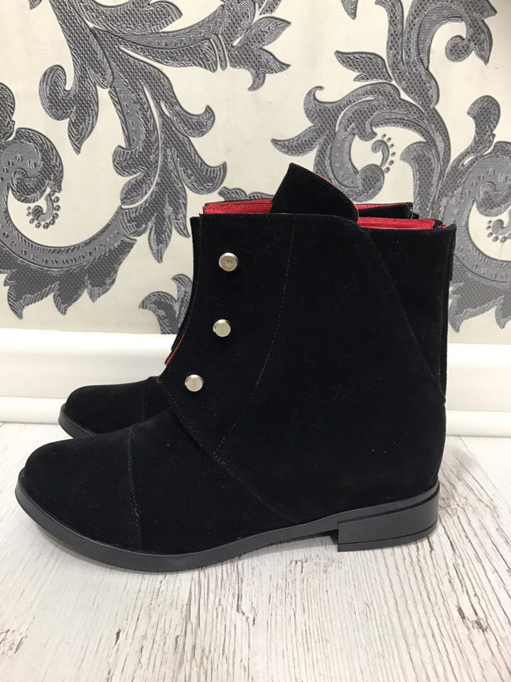 4b14d93279c1 Женские демисезонные ботинки Hermes - Интернет-магазин Shopogolik (женская  обувь и одежда) в